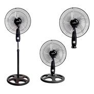 Kacemaster Ventilador De Pie 3 En 1 Ct9 Wheel 100w Pared