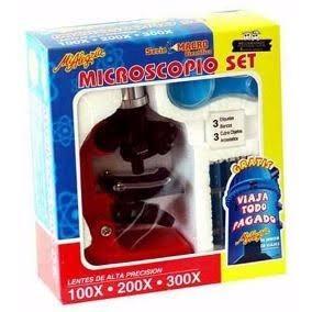 Microscopio Mini - Juego Para Niños - Mi Alegría