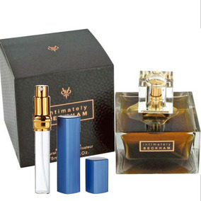 Intimately Beckham Edt Masculino 75ml Original + Brinde