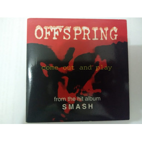 Cd Offspring Single Come Out And Play Importado