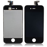 Pantalla Lcd + Tactil Completa Iphone 4 Blanco Negro (no 4s)