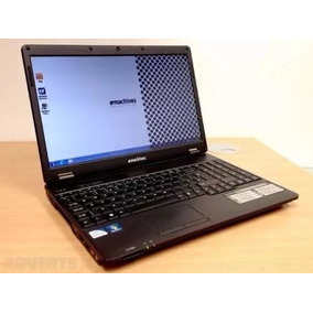 Notebook Acer E-machines D728 Dualcore 4gb Completo