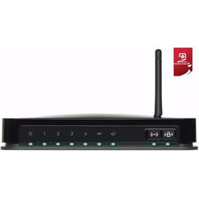 Modem Router Wifi Netgear Adsl2 Banda Ancha Internet Aba