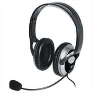 Diadema Usb Con Micrófono Y Control De Volumen X-kim Hf-868u