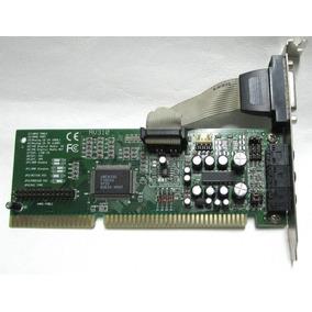 Placa Som Cmi8330 Para Slot I S A 3d Funcionando 100%