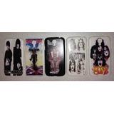 Capa Case Rock Galaxy S4 I9500 Metallica Iron