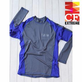 Camiseta Con Proteccón Solar Para Hombre Ref 1140