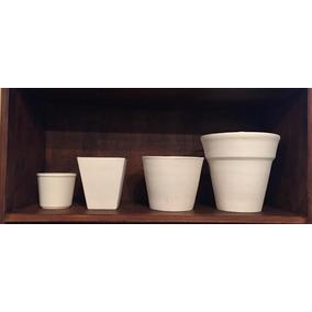 Floreros y jarrones en mercado libre argentina for Bizcochos de ceramica