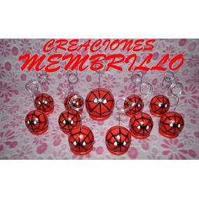 Souvenirs Esferas En Porcelana Fria Spiderman - Hombre Araña