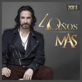 Cd Marco Antonio Solis 40 Años Mas 2 Cds Open Music