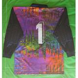 Camiseta Deportivo Moron Sportlandia Buzo Arquero Utileria