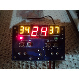 Termostato Digital - Controlador De Temperatura 3 Displays