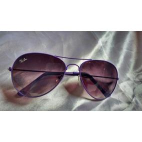 Oculos De Sol Feminino Aviador Roxo - Óculos no Mercado Livre Brasil 64d03459bf