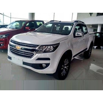 Gm S-10 Ltz 2.5 4cc Flex 4x4 Manual Cab.dupla 0km 2017