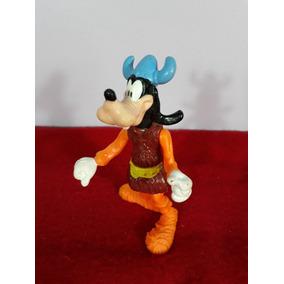 Figura De Goofy Tribilin Vikingo 10 Cm De Coleccion