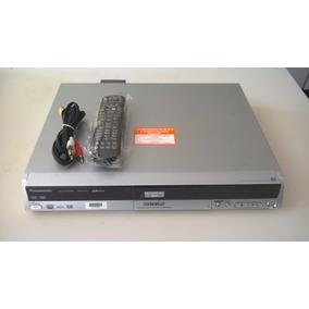 Gravador De Mesa Panasonic Dmr-eh50-com H D 100gb- Usado