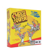 Cheese Tower Juego De Mesa Magnific 2058 Ratones Queso Full
