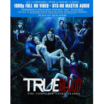 Blu-ray True Blood Season 3 / Temporada 3