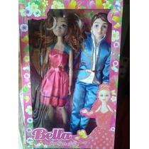 Boneca Bella E O Príncipe