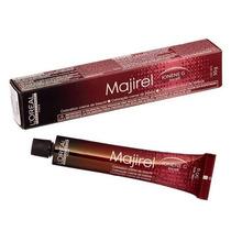 Coloração Majirel 4,56 Castanho Médio Acaju Vermelho -50g