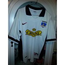 Jersey Playera Colo Colo Chile Año 1997 1998 Chica Mediana