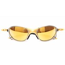 Oculos Oakley Xx Double X 24k Envio Imediato Sedex Gratis