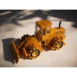 Mini Trator Compactador Dynapac Brinquedo Antigo Arpra 1/50