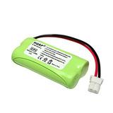 Hqrp Teléfono Inalámbrico Batería Compatible Con Vtech Bt /