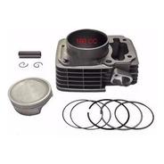Kit Cilindro Motor Cg150 Aumento Para 190cc Embus