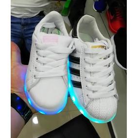 Luces Adidas Colombia En Blanco Hombre Led Tenis Libre Mercado d5x4nZO 7c4bdae1e7081
