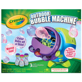 Maquina De Burbujas Crayola