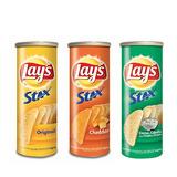 Papas Fritas Lays Stax . No Pringles