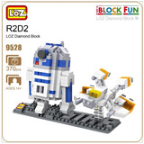 Loz Minibloque Bloque Diamante Star Wars R2d2