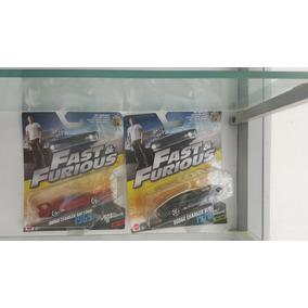 Lote De 2 Autitos Hot Wheels Rapido Y Furioso Toretto