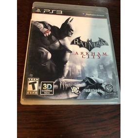 Batman Arkham City Físico Para Ps3