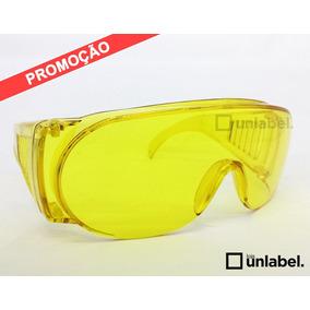 70aa687724234 Óculos Segurança Ambar Sobrepor Ao Oculos De Grau Persona