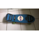 Raro Skate Antigo - Shape Tubarão - Anos 90