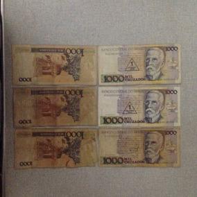Cedula De Dinheiro Antiga