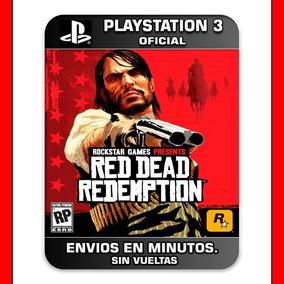Red Dead Redemption Ps3 Digital Elegi Reputacion Al Comprar