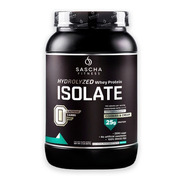 Proteina Sascha Fitness 2 Lbs Isolate - Todos Los Sabores