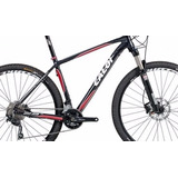 Bicicleta Caloi Elite Shimano Deore/rockshox 30 Air Solo/fsa