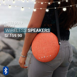 Parlante Bluetooth Con Tecnologia Bose O Beats Alta Calidad