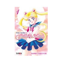 Sailor Moon 1 Manga Ivrea Argentina