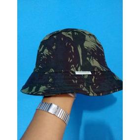 cdc2ad38a78be Chapeu Oakley Camuflado Bucket Hat Bush Cap Golf Pesca Raro ...