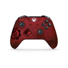 Controle Sem Fio Xbox One Crimson Omen