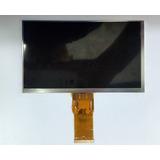 Tela Display Lcd Tablet Genesis Gt-7325 3g 7 Polegadas Hd
