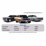 Capa Cobrir Carro Antigo Landau Dodge Maverick