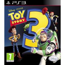 Toy Story 3 Psn Ps3 Infantil Envio Ja