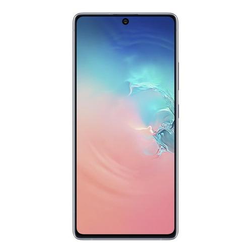 Samsung Galaxy S10 Lite 128 GB blanco prisma 6 GB RAM