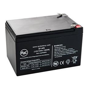 Perdurable 6dzm12 12v 14ah De La Batería De Moto - Este Es